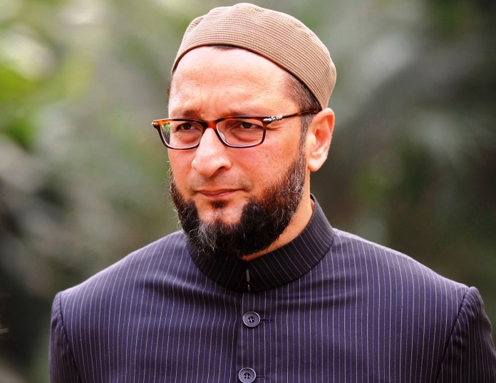 asaduddin owaisi in UP