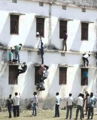 UP Boards Exams cheating