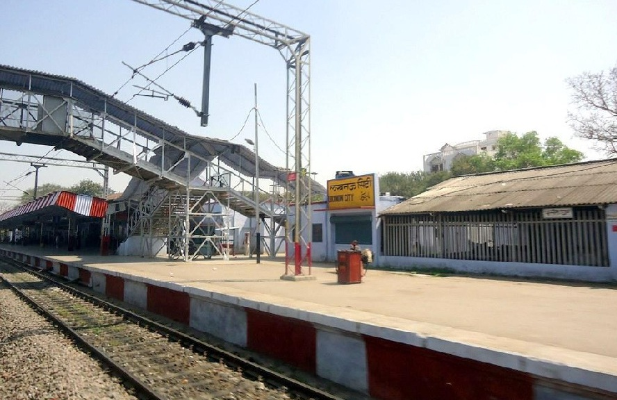 Lucknow-Aishbagh Train Route Closed