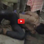 Thief was Beaten By Crowd in Bihar