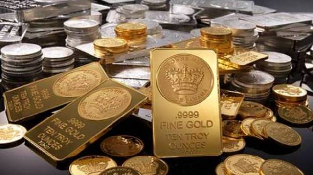 gold silver price hike