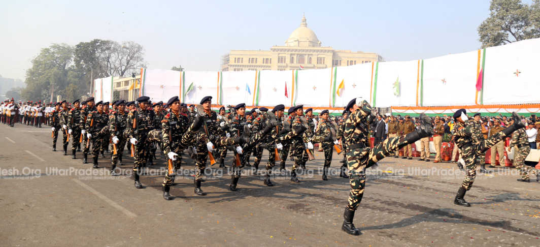 imases of 26 jauary parade lucknow