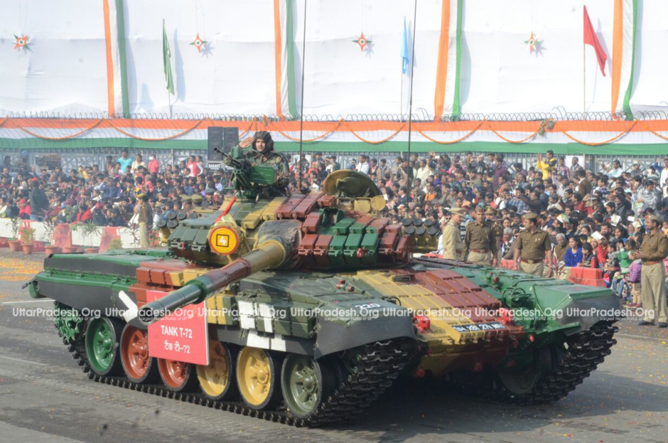 68th republic celebration images of lucknow