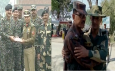 68th republic day border exchange of sweets