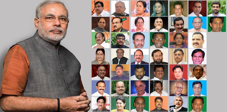 central cabinet ministers