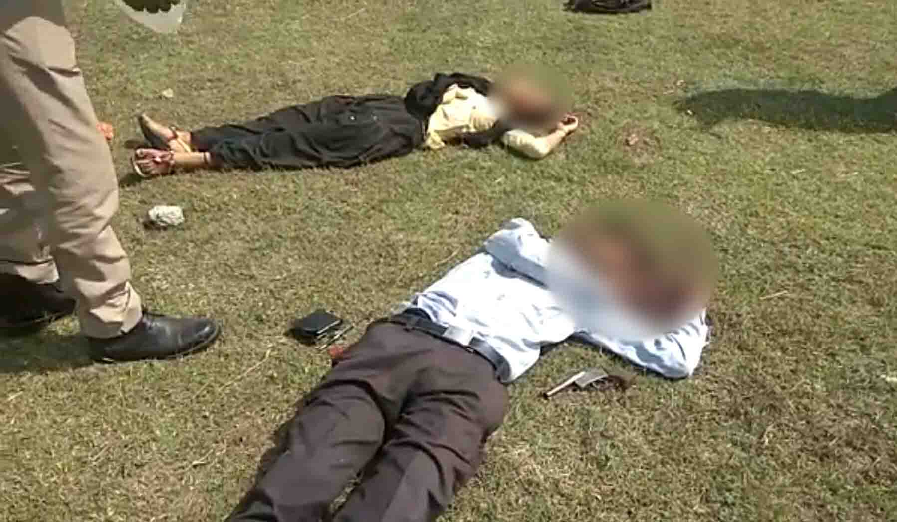 double murder in roza shahjahanpur