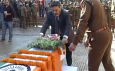 wreath laying ceremony traal
