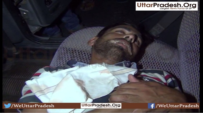 inspector brutally beaten youth inside inchauli thana