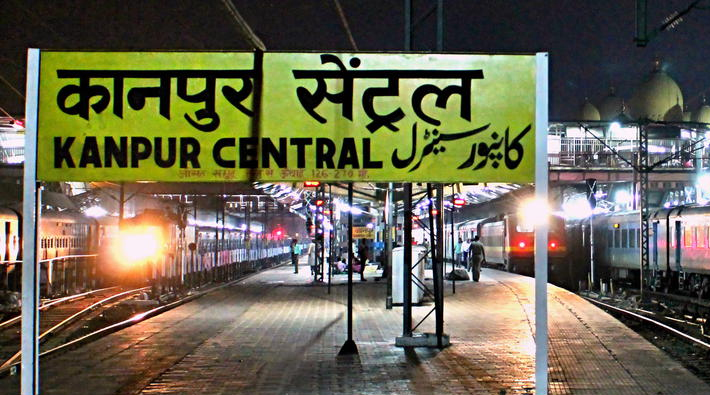 kanpur central railway station