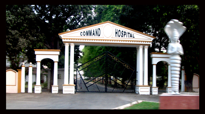 central command lucknow