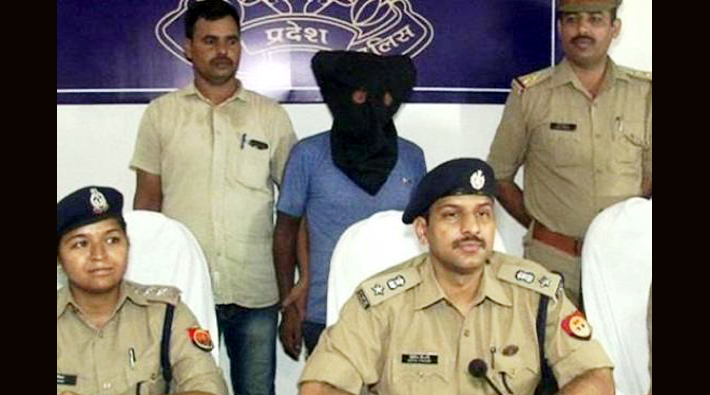 watchman Om Prakash arrested