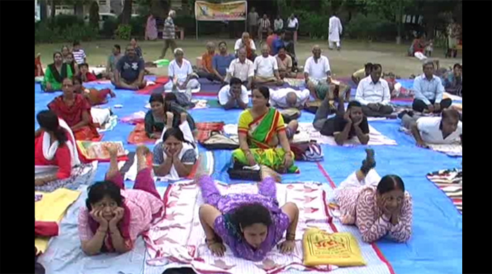 yoga in kanpur