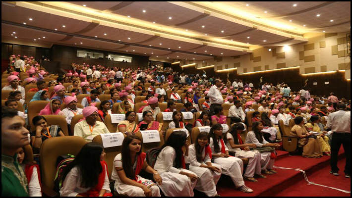 Student honor ceremony in lucknow