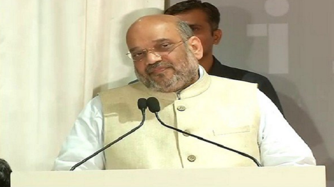 amit shah countered congress