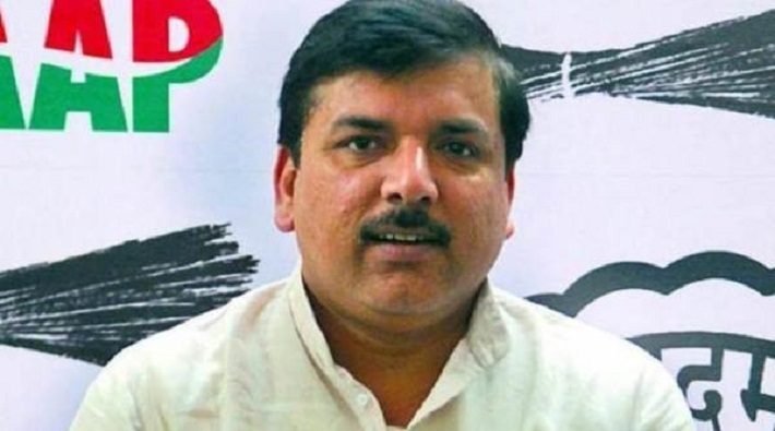 sanjay singh said bjp leaders have deteriorated law system of up