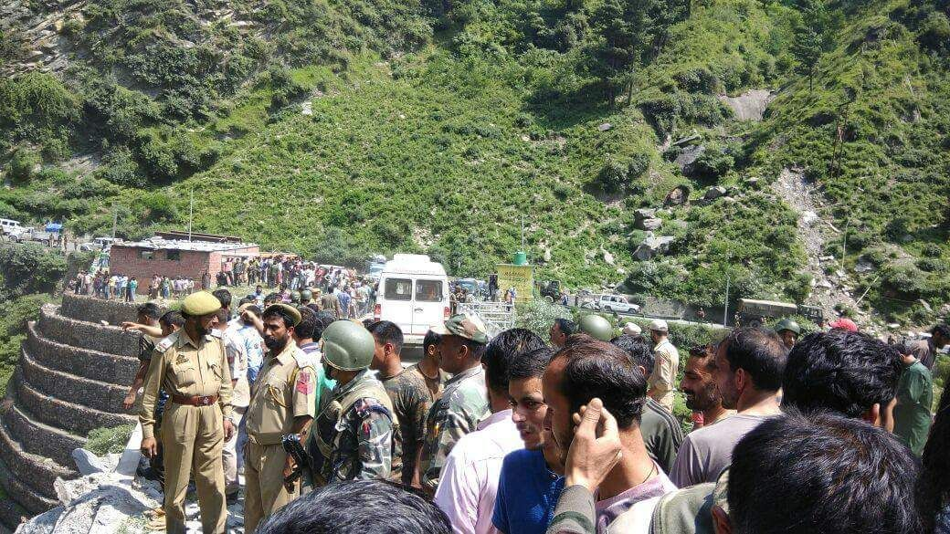 AMARNATH BUS ACCIDENT