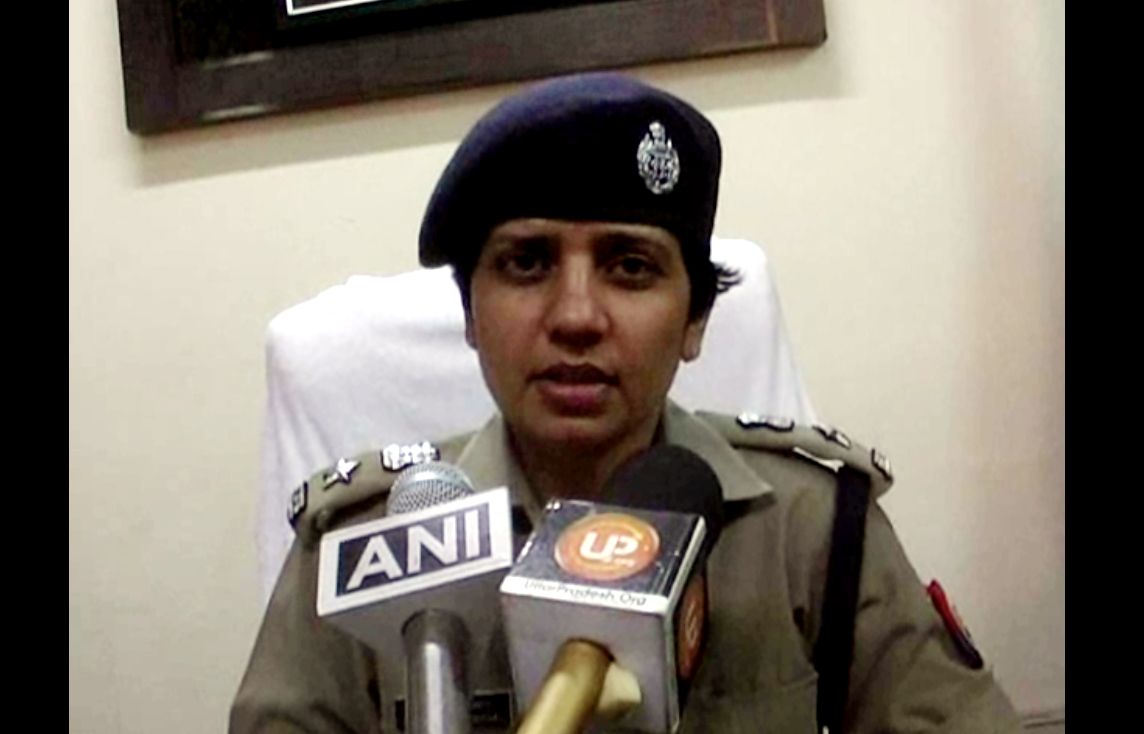 double murder in meerut ssp manzil saini statement