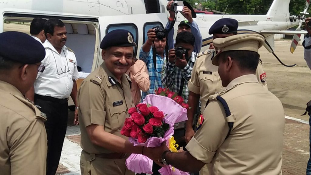 dgp in meerut