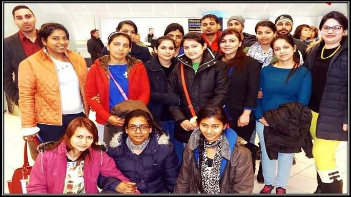canadia education indian students