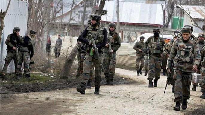 pulwama security forces