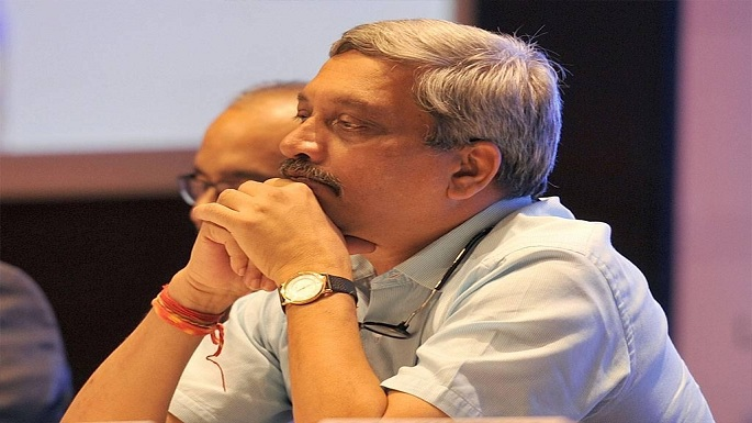 manohar parrikar beef statement
