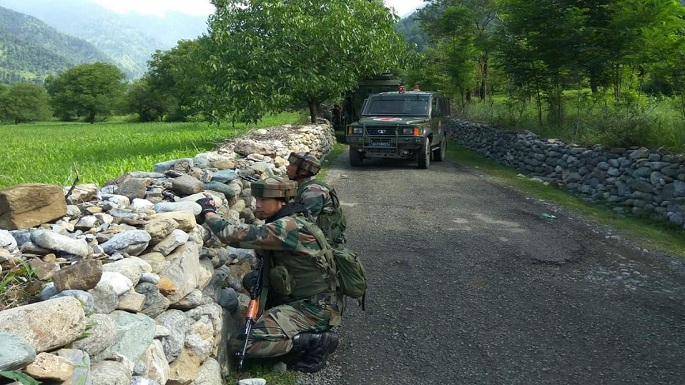 tral encounter two terrorist killed