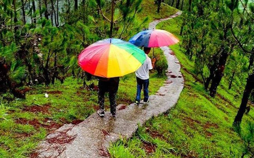 Pack Right, before travelling during Monsoon
