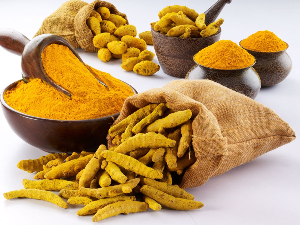 Turmeric can be used to fight cancer in children!