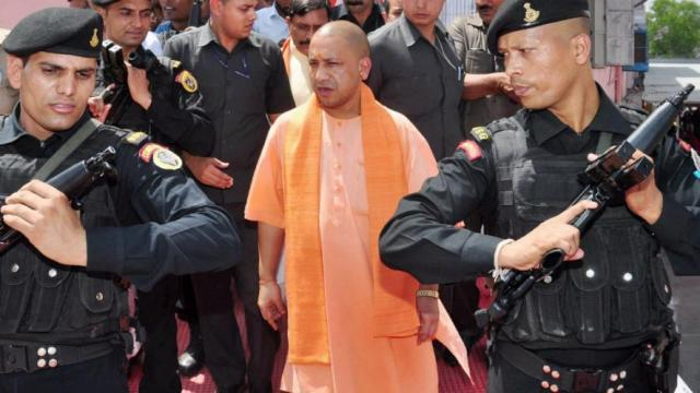 yogi reaches trauma center
