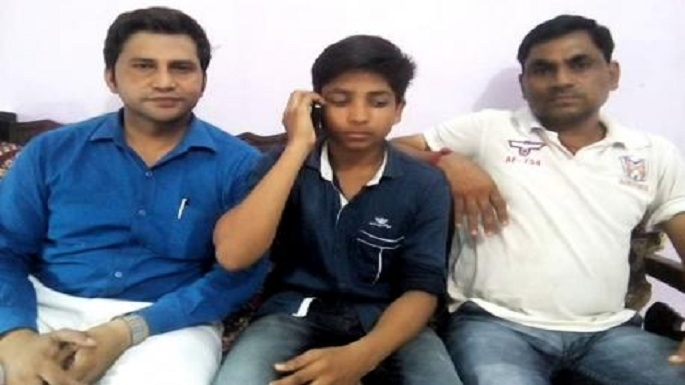 youngest student take admission in iit