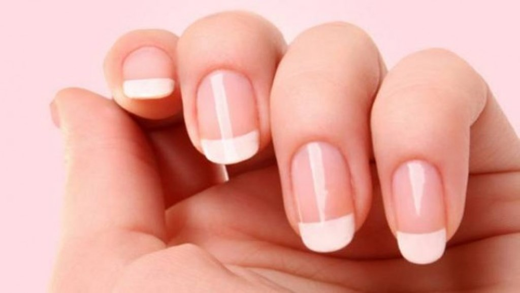 Get your nails healthy and shiny!