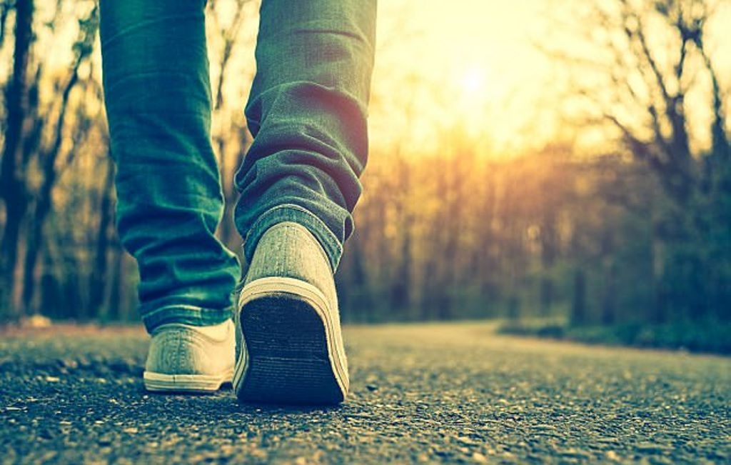 Your pace of walking may predict heart disease
