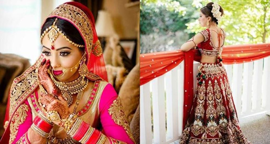 Bridal trend 2017: Traditional outfits with contemporary silhouettes