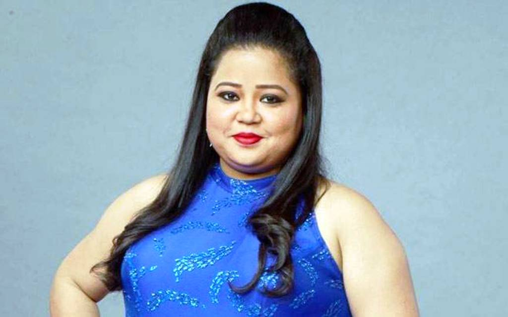 Laughter queen Bharti will judge a TV Show !