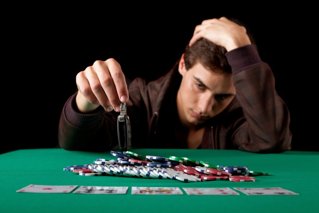 Childhood traumas may up gambling disorder risk