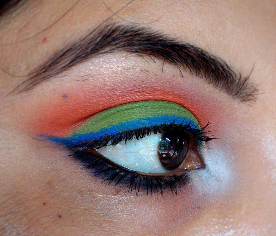 Perfect tri-coloured look this independence day!