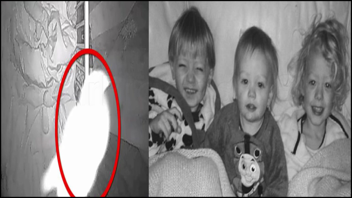 mother scared see camera footage in child room news