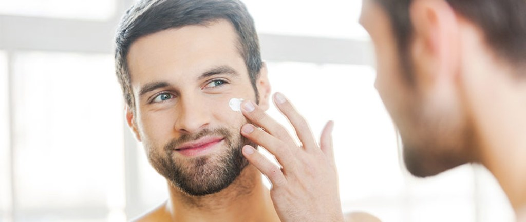 Skin care is important for men too!