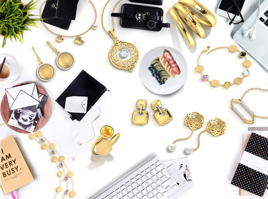 Glam up your work wear with right jewellery