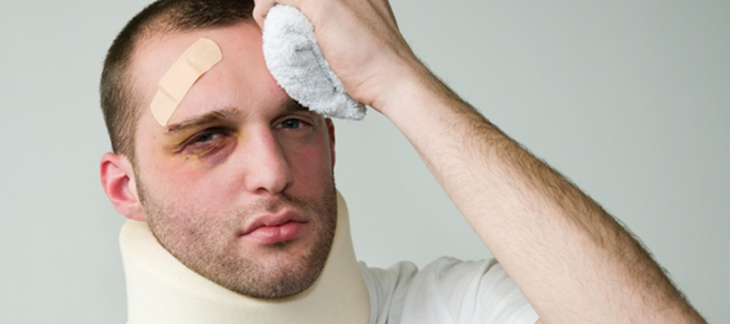 Excessive brain cell growth after head injury bad for brain