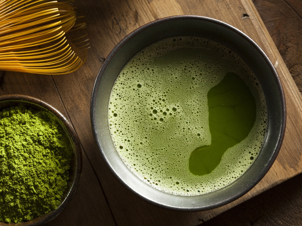 Include Matcha tea in your list of superfoods