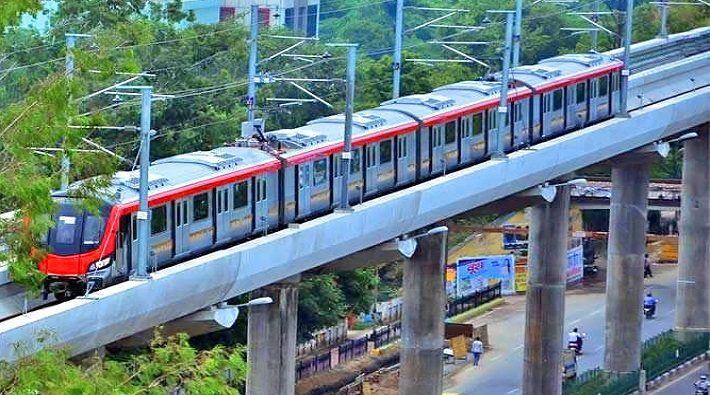 lmrc issued press release regarding to lucknow metro commuters detail