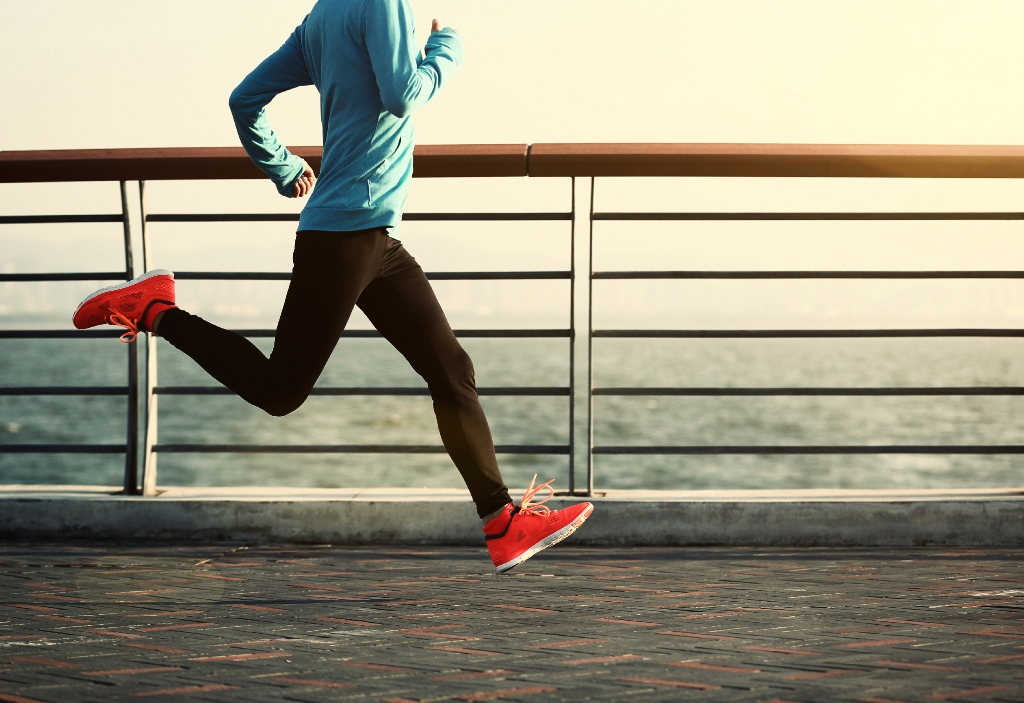Running may help you quit smoking: Study