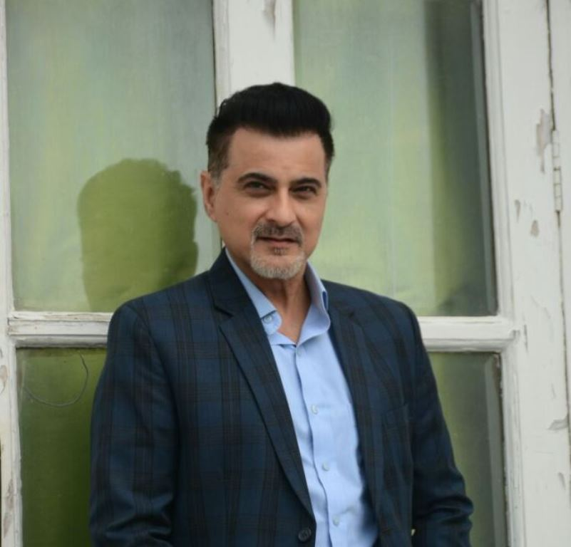 Actor Sanjay Kapoor in Lucknow for a show Promotion