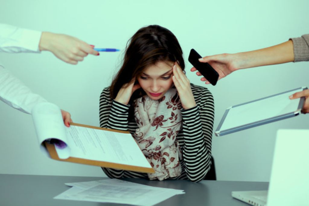 Stress may diminish our ability to sense new dangers
