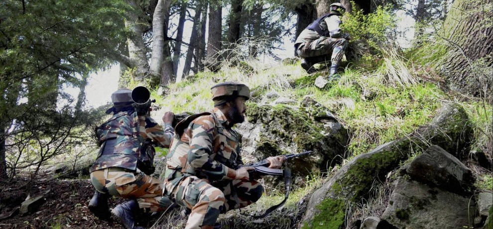 gallantry award for surgical strike