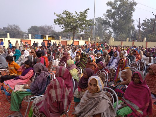 Poverty service very important puneet work