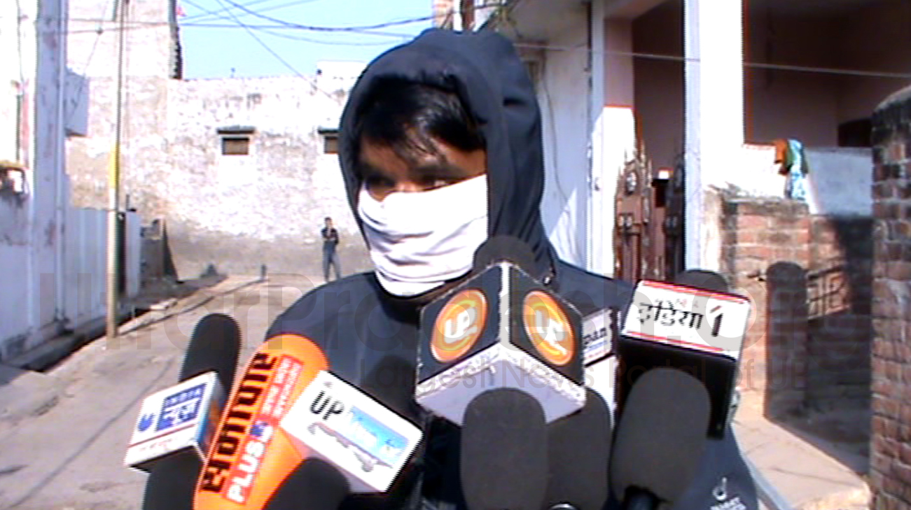 Father of accused girl blames bright land school lucknow for harassment