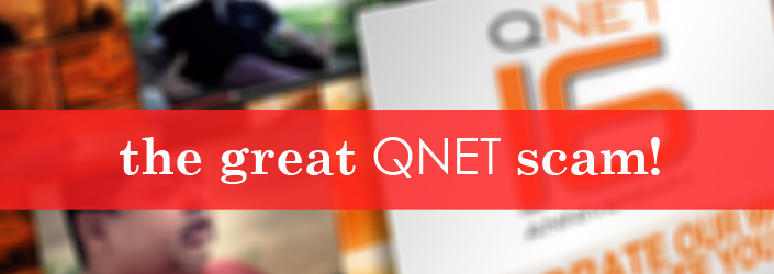 Uttar Pradesh News Portal : Qnet – Investigation into their scams, fraud and fraudulent attempts to cover their tracks