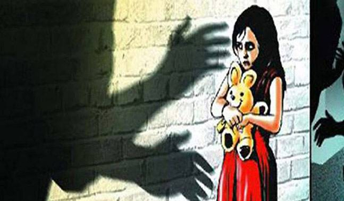 A teenager rape a 9-year-old girl in mainpuri district